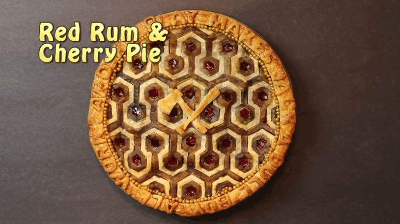 Red Rum and Cherry Pie