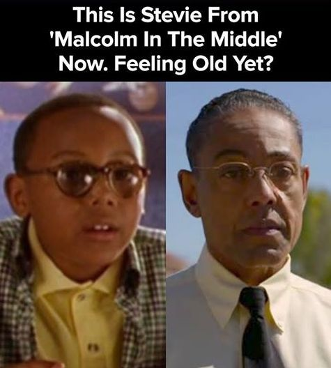 Feeling Old Yet?