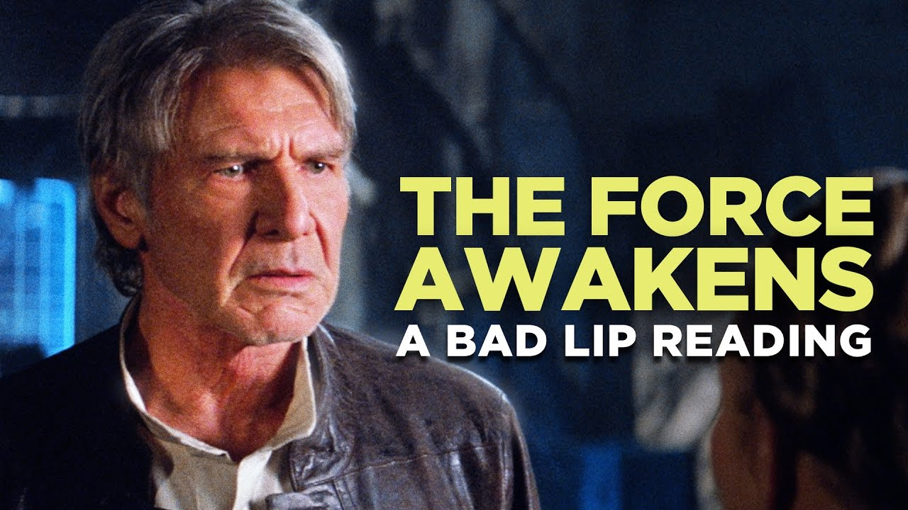 Bad Lip Reading: The Force Awakens
