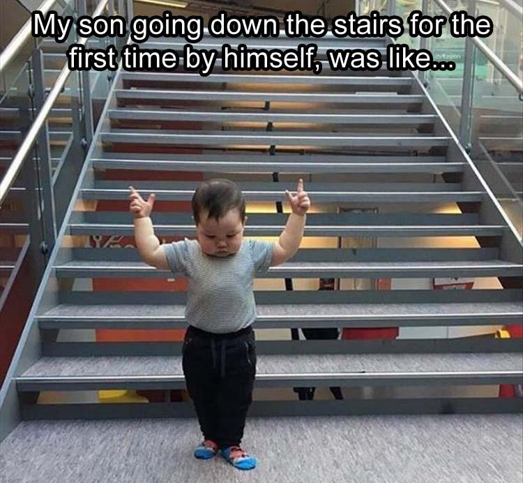 funny pics, lol pics, cute kid, nailed it