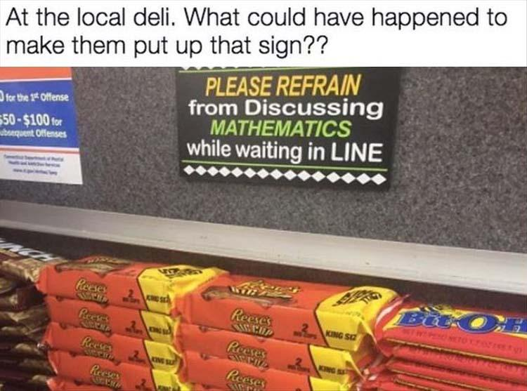 funny signs, lol pics, funny, math humor,