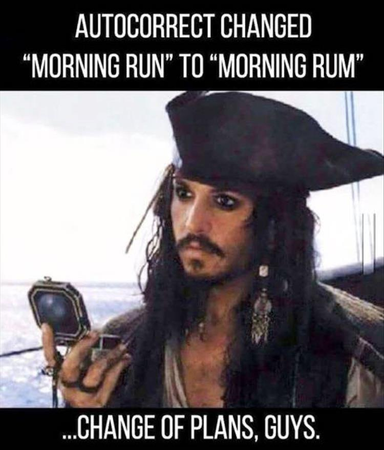 funny pics, lol pics, morning rum, jack sparrow,