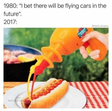 Future is Not What We Have Expected