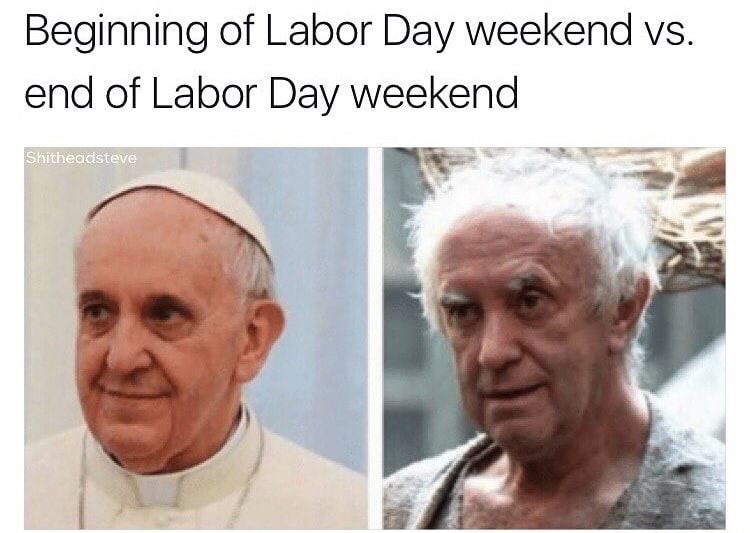 labor day weekend,funny