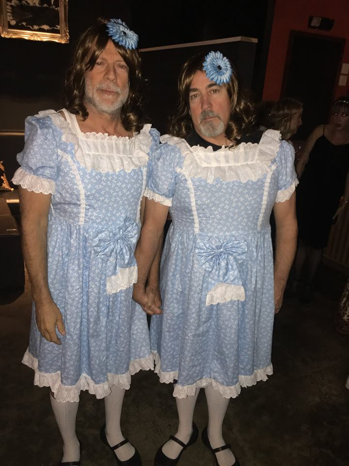 Bruce Willis' Halloween Costume