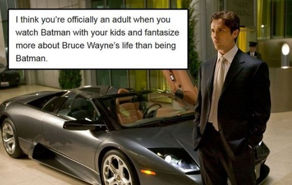 14 Funny Superhero Shower Thoughts To Save The Day