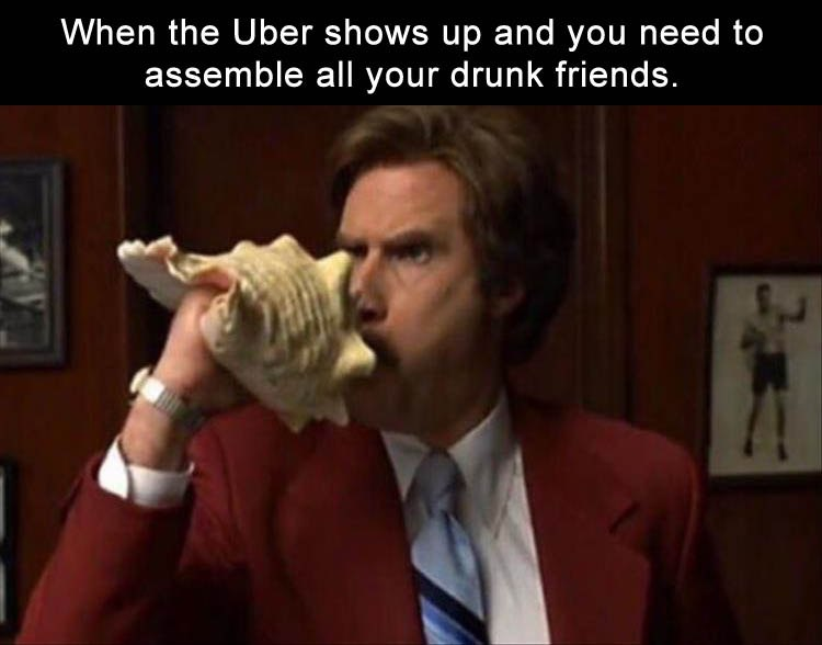 funny pics, lol pics, drunk friends, uber jokes