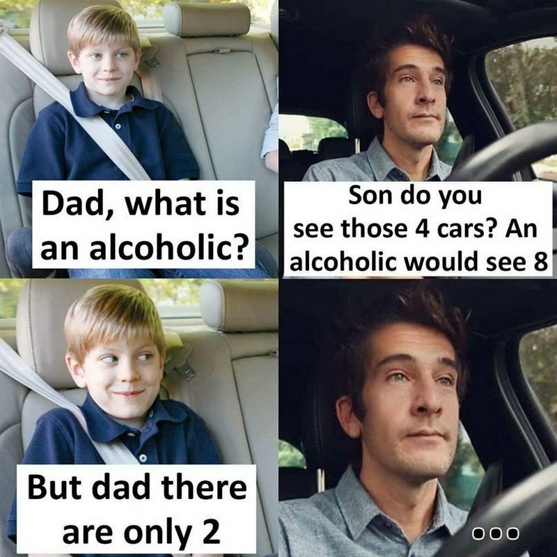 funny pics, lol pics, alcoholic humor, dad and son