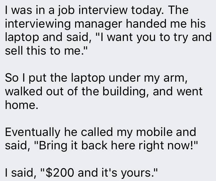 funny pics, lol, genius, job interview jokes,