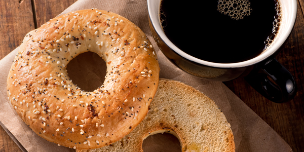 Coffee-Bagels