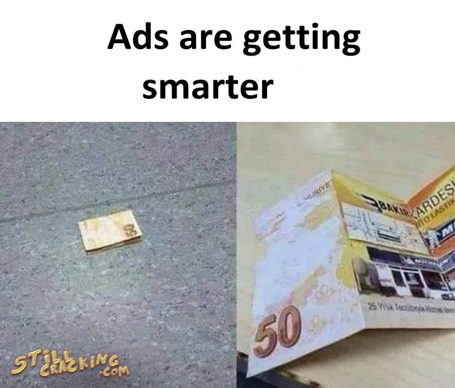 funny pics, lol, smart move, clever ads,