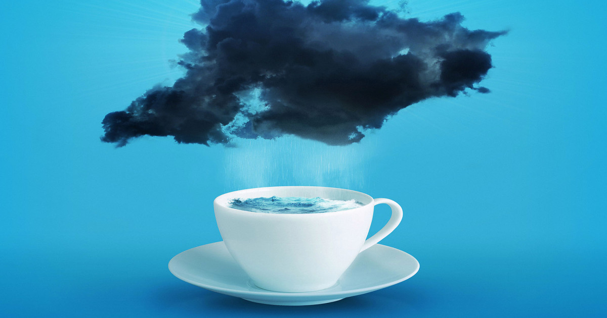 Make a Storm in a Cup