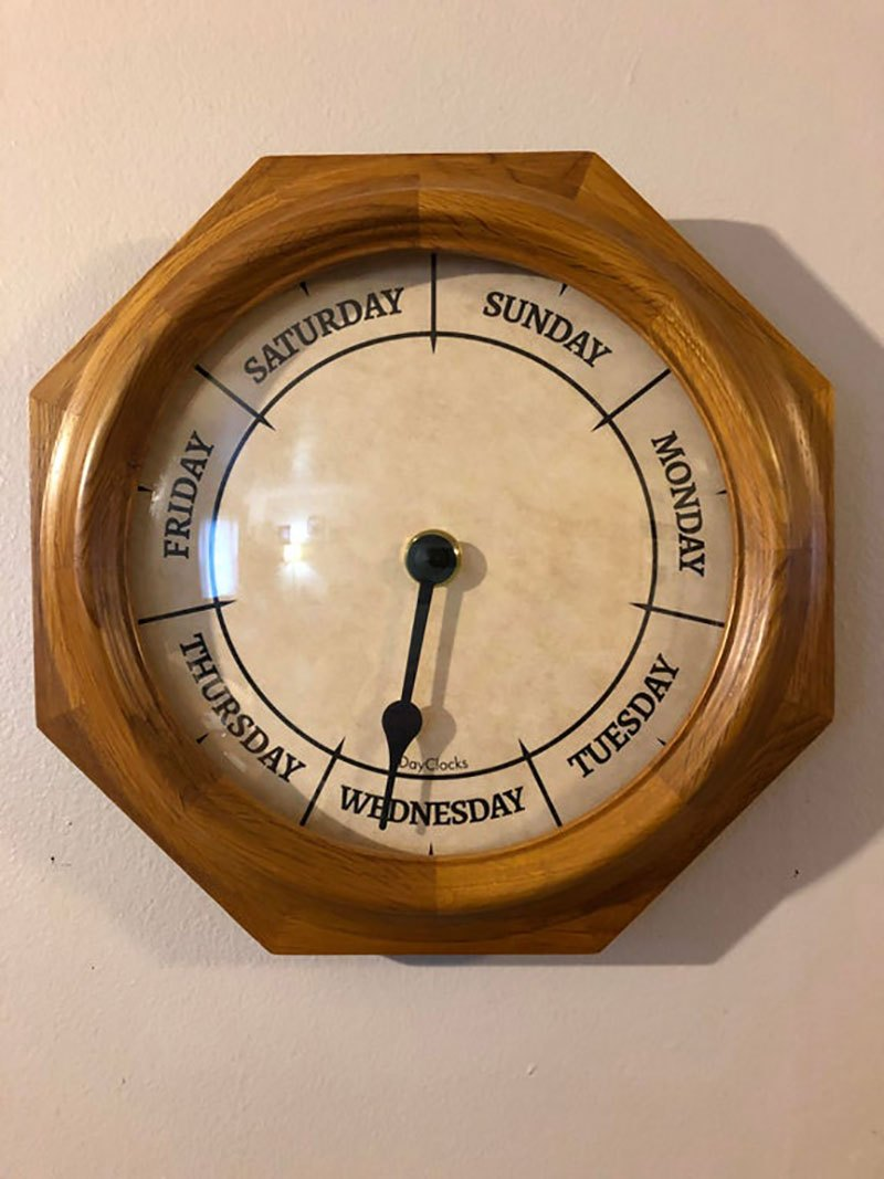 Updated Wall Clocks for 2020
