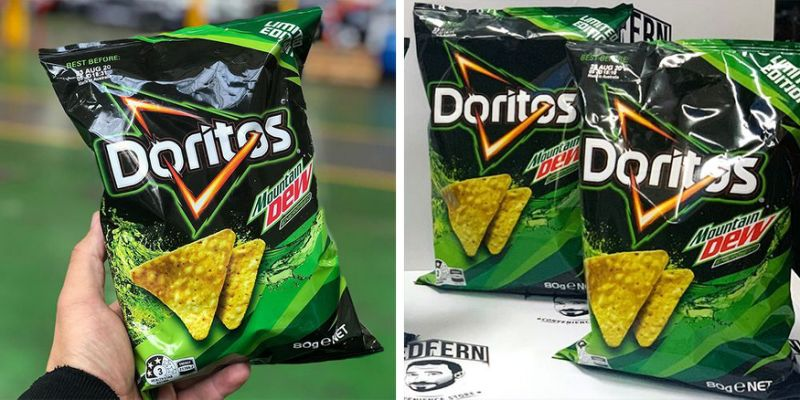 Mountain Dew-Flavored Doritos