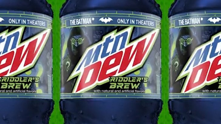 Riddler Mountain Dew